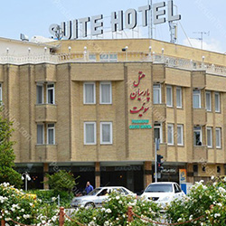 Isfahan Parsian Suit Hotel